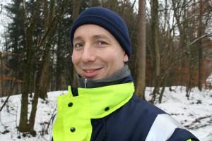Marcel Köhler, Teammitglied Suchhundestaffel und Notarzt